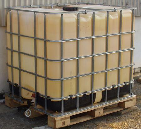 Kontejner plastový - 1000 litrů