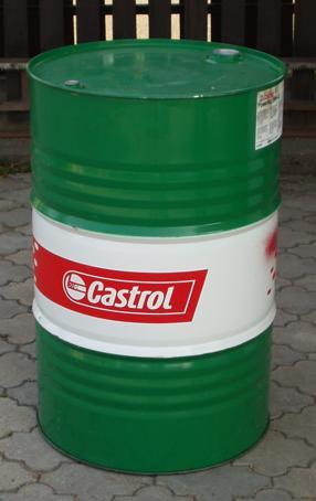 Sud plechový - 200 litrů